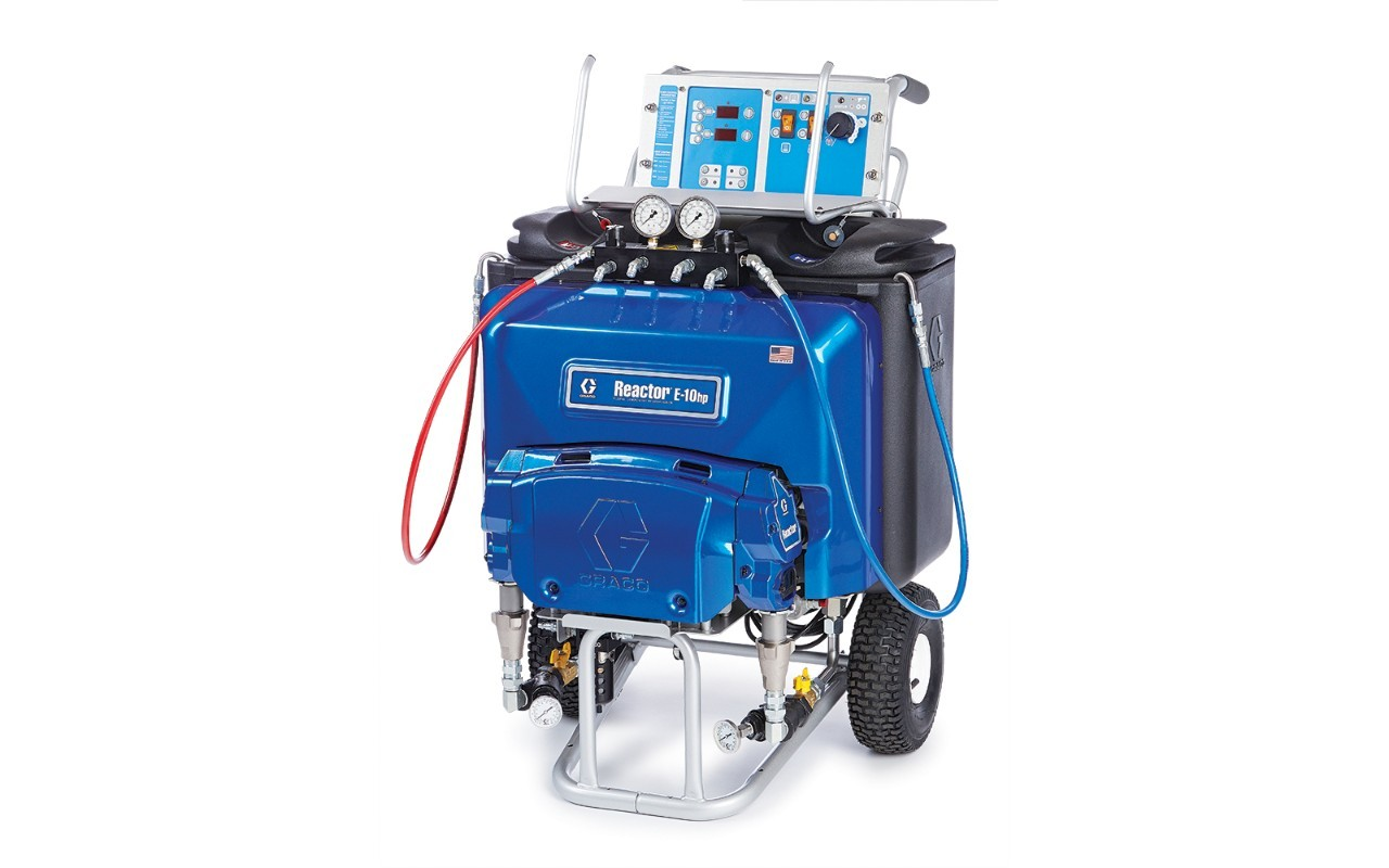 Reactor E-10HP (machine only), 2x 120Vac, 2KW, 1 Phase