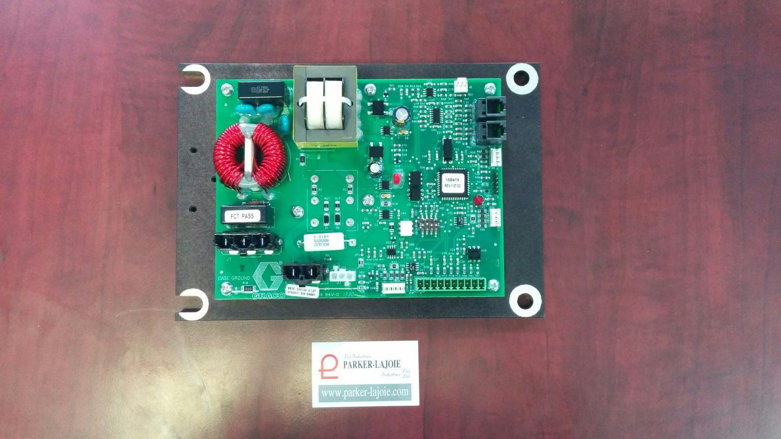 Carte électronique du moteur E-20, E-XP1 -0