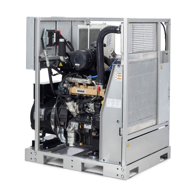 Integrated Powerstation, Tier 4 Final with 20 CFM Compressor and Air Dryer