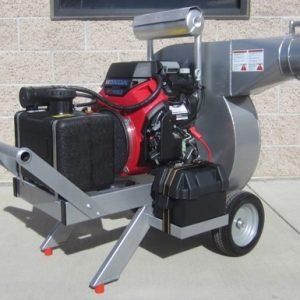 25HP VORTEC® Gas Powered Vacuum Cleaner