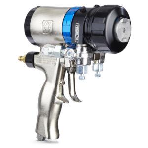 Pistolet Fusion PC, Chambre de mélange patron Rond 02